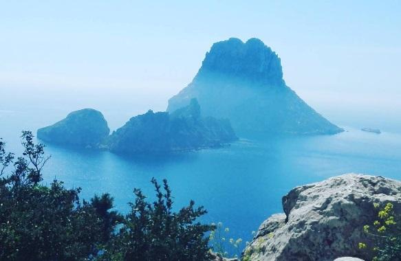 Mirrador - Uitkijkplaats Es Vedra Ibiza