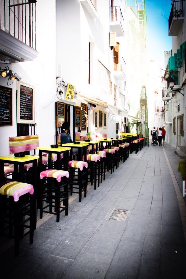 Arte del Mojito - het terrasje