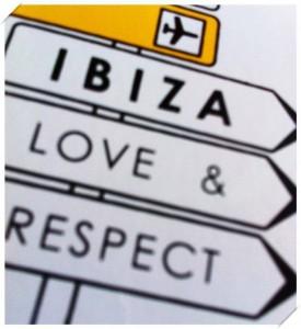 Ibiza, liefde & respect