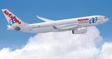 Incident in vliegtuig