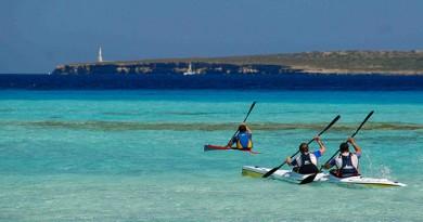 Eigenaar Kajak bedrijf verdwijnt voor kust van Formentera