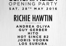 Ushuaïa Opening Party Lineup 2016