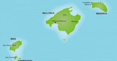 Druk paasweekend Balearen