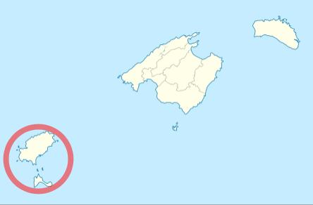 Pitiusen kaart