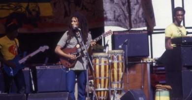 Bob Marley op Ibiza