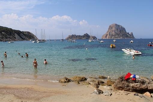 Cala d'Hort - een van de mooiste baaien van het eiland