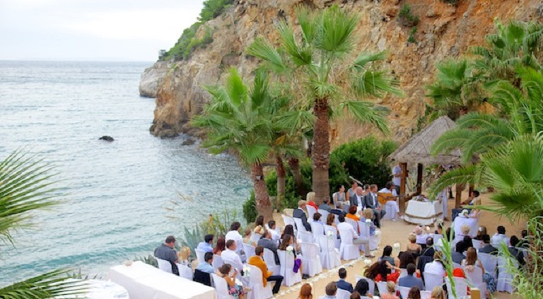 Ibiza hot als trouwlocatie