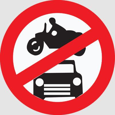 Mogelijk verbod op auto's toeristen