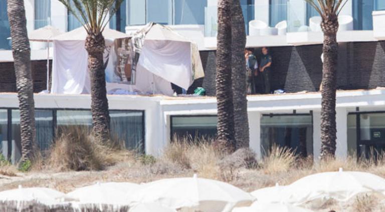 Dode en zwaar gewonde bij ongeval hotel Playa d'en Bossa