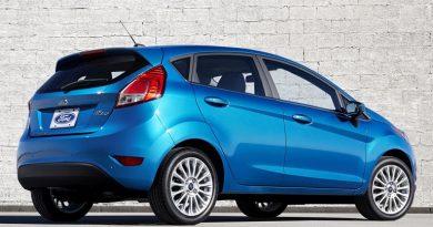 Ford Fiesta huren op Ibiza