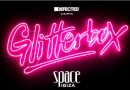 Glitterbox opening in Space