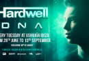 Morgen opening party Hardwell DNA in Ushuaïa