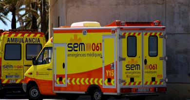 Motorrijder zwaar gewond in Sant Josep