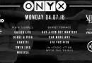 ONYX - Explore the darker side of Mondays
