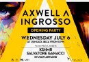 Woensdag Axwell Ingrosso Opening Party in Ushuaia Ibiza