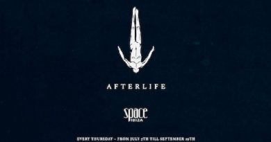 Donderdag Afterlife in Space Ibiza