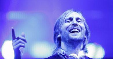 Gewapende inbreker in huis David Guetta
