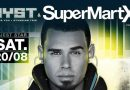 Afrojack bij SuperMartXe in Privilege