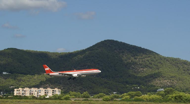 Luchthaven Ibiza verwerkt 13 procent meer passagiers