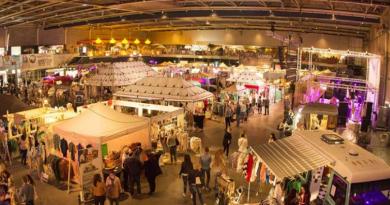 Bohemian Winter Fair in Beursgebouw Eindhoven