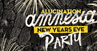 Amnesia New Years Eve Party by Alucination