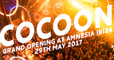 Cocoon Ibiza Grand Opening 2017