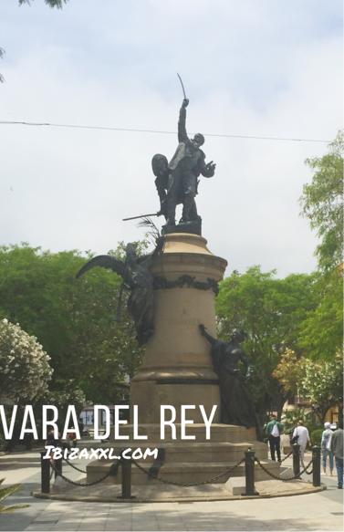 De historie van Vara del Rey