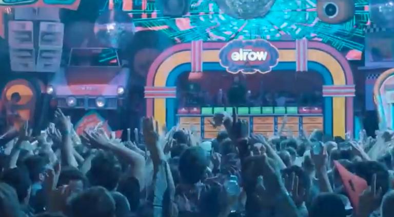 Elrow verhuist naar Amnesia Ibiza in 2017