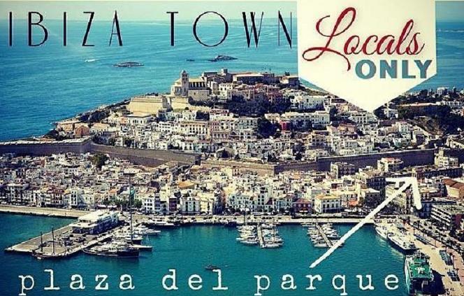 Lekker eten bij Locals Only Ibiza