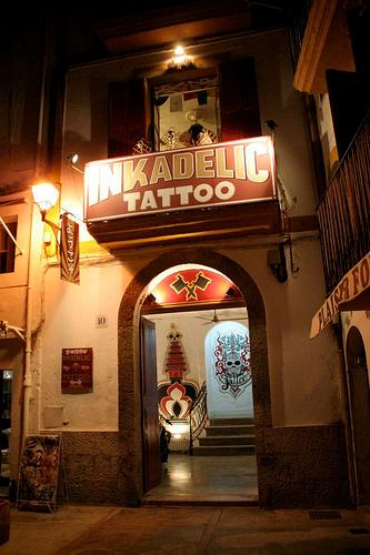 TRENDS - Traveltattoos op Ibiza