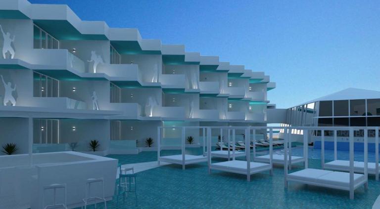 Appartementen Bora Bora vernieuwd in 2017