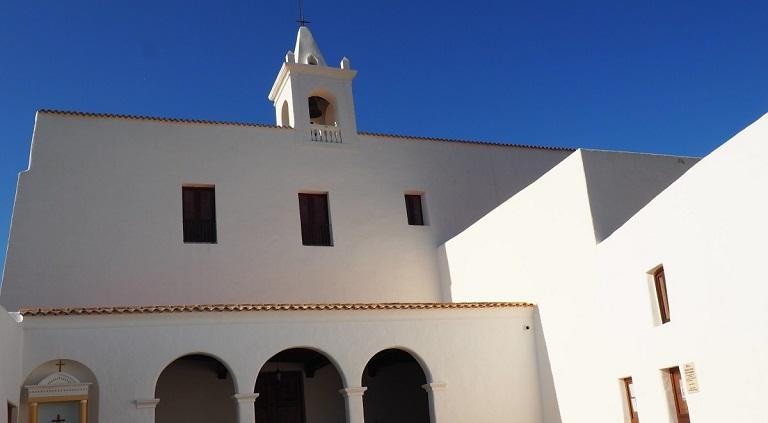 Het noorden van Ibiza - Bezoek San Miguel