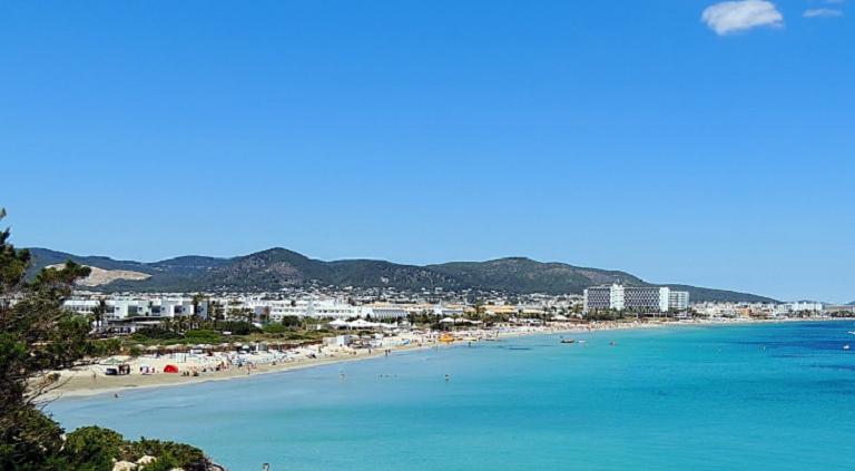 Ibiza Hotspots - Playa d'en Bossa