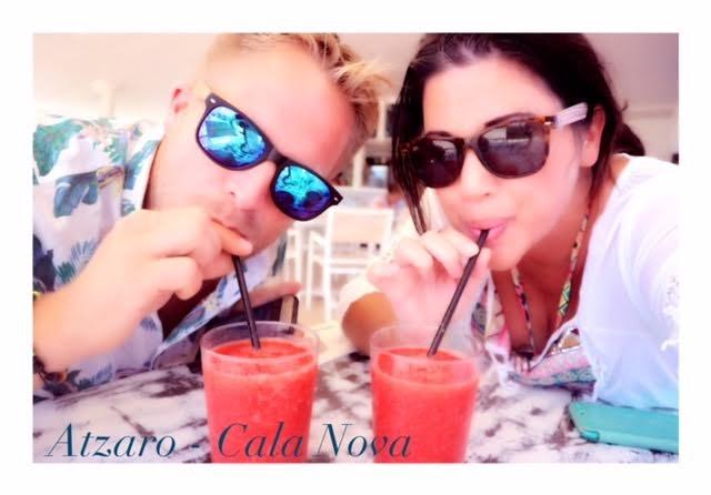 Wij gingen een dagje naar Cala Nova