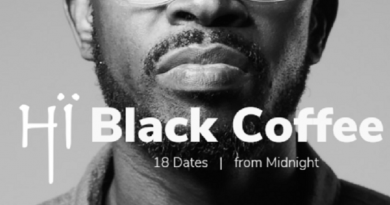 Black Coffee eerste boeking voor Hi Ibiza