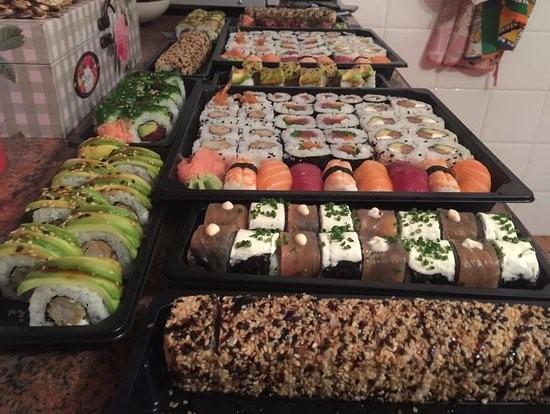 Budget-tip - Sushi in Ibiza-stad