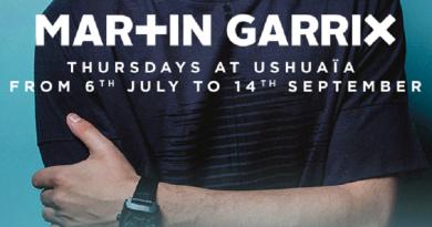Martin Garrix naar Ushuaïa en Hï Ibiza
