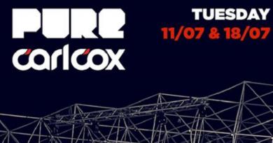 Pure Carl Cox naar Privilege Ibiza