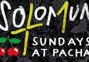 Solomun 21 keer in Pacha in 2017