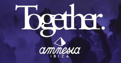 Together 2017 - Amnesia Ibiza - 16 dates