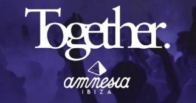 Together 2017 - Amnesia Ibiza - 16 dates