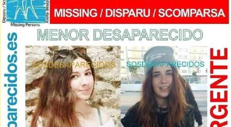Zoektocht naar vermist meisje op Ibiza