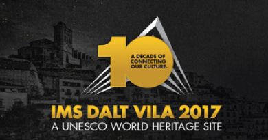 International Music Summit Dalt Vila 2017