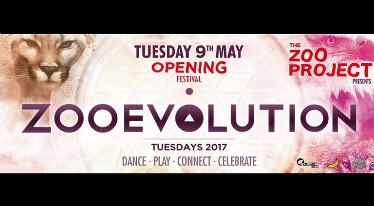 The Zoo Project Evolution - Opening party