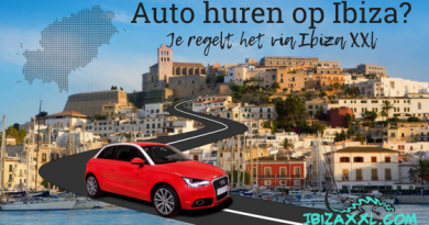 auto huren op ibiza