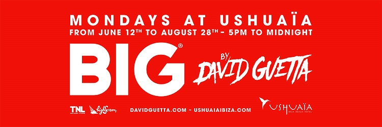 BIG by David Guetta Opening Party 2017 -