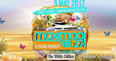 Maximaal Ibiza The White Edition (Breda, NL)