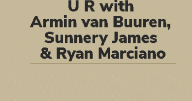 U R with Armin van Buuren, Sunnery James & Ryan Marciano