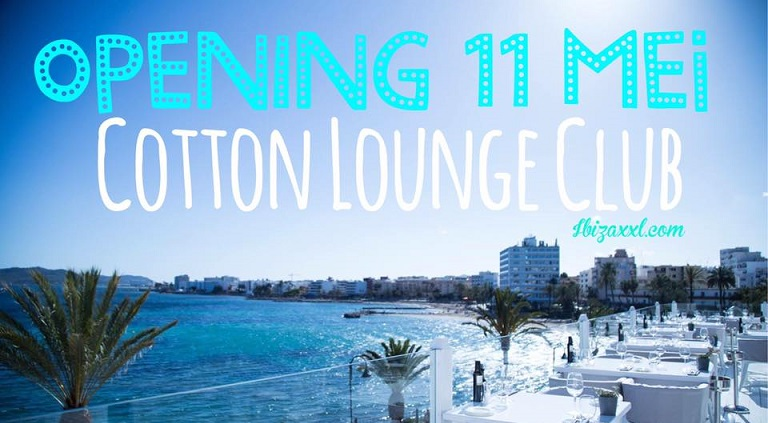 Cotton Lounge Club Figueretes Opening 2017