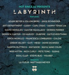 Labyrinth at Pacha Ibiza - Every Friday